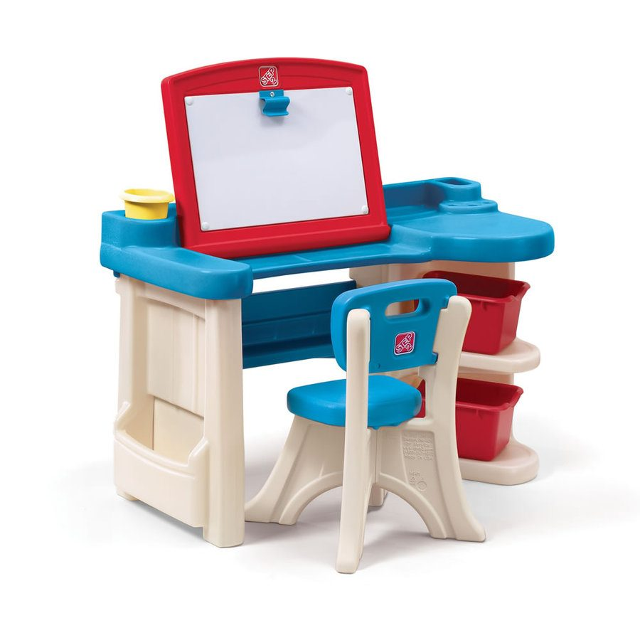 Art Table And Drawing Desk For Your Kids - Buy It Now At Step2 ...